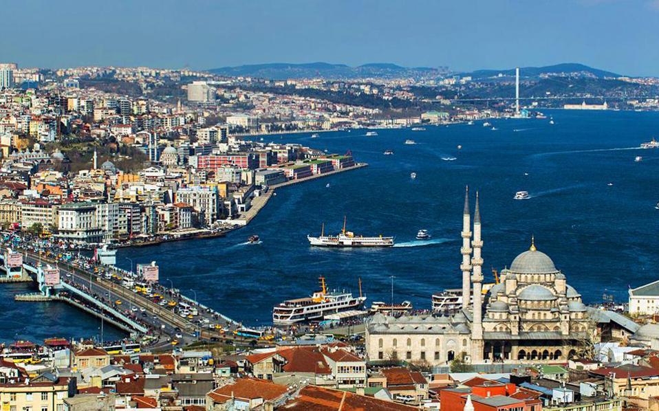 Το 16,2% των πωλήσεων, ή 21.094 κατοικίες, πραγματοποιήθηκε στην Κωνσταντινούπολη.