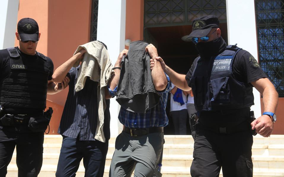 Οι οκτώ Τούρκοι στρατιωτικοί συνελήφθησαν τον περασμένο Ιούλιο στην Ελλάδα, μετά το αποτυχημένο πραξικόπημα στην Τουρκία.