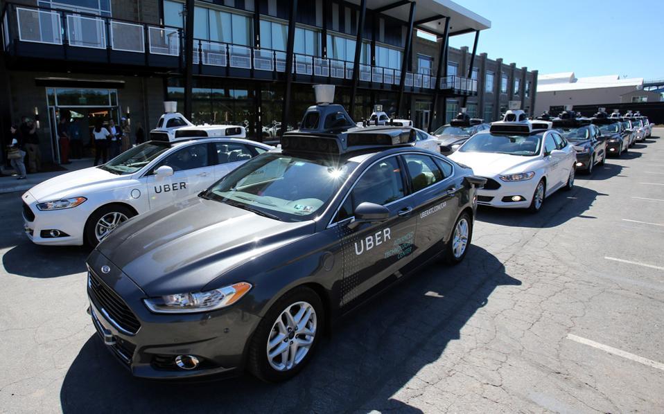 Η Uber έχει αναπτύξει τις δραστηριότητές της σε περισσότερες από 300 πόλεις στις έξι ηπείρους.