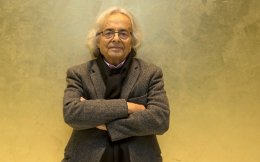Ο Αραβας ποιητής Αδωνις θα συζητήσει με τον δημοσιογράφο Γ. Αρχιμανδρίτη και το κοινό, απόψε στις 7, στη Στέγη του Ιδρύματος Ωνάση.