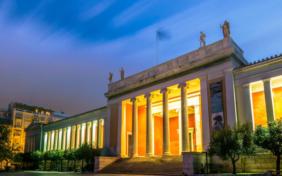 Το Εθνικό Αρχαιολογικό Μουσείο σε μέσον όρο τριετίας παρουσιάζει αύξηση επισκεπτών 3,7% και εσόδων 40,6%.