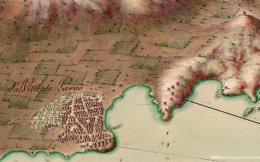 Η Πάρος, 330 χρόνια πριν. Σπάνιος χειρόγραφος χάρτης (1687) από τη Συλλογή Δωρεάς Τρικόγλου της Βιβλιοθήκης ΑΠΘ.