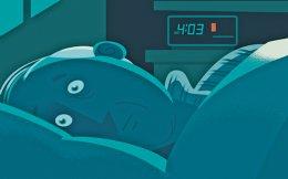 Η αϋπνία είναι ένα σημαντικό πρόβλημα, ιδιαίτερα για τους ηλικιωμένους, καθώς τα αίτια που την προκαλούν αυξάνονται όσο περνούν τα χρόνια.
