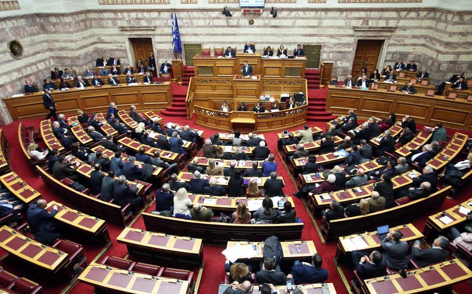 Ιδιαίτερα υψηλοί τόνοι επικράτησαν χθες στη Βουλή μεταξύ των πολιτικών αρχηγών.