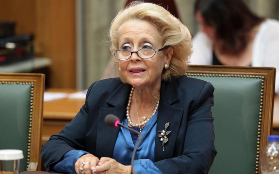 Η κ. Βασιλική Θάνου συγκαλεί διοικητική ολομέλεια του Αρείου Πάγου την προσεχή Πέμπτη, προκειμένου να γνωμοδοτήσει επί του θέματος.