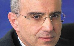 Ο επικεφαλής της ΕΕΤ και πρόεδρος της Eurobank, κ. Νικόλαος Καραμούζης.