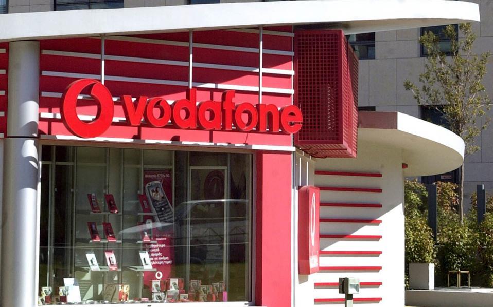 Το επενδυτικό σχέδιο της Vodafone αφορά τη δημιουργία δικτύου νέας γενιάς σταθερής τηλεφωνίας.