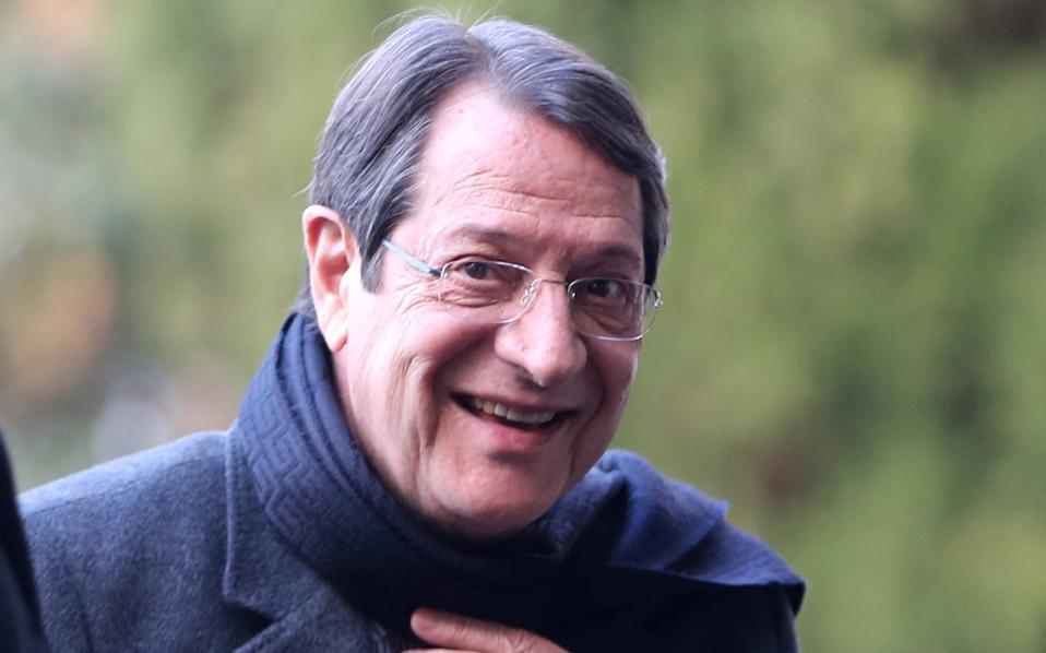 Ο κ. Αναστασιάδης έχει προβεί σε σειρά επαφών με τον κ. Αλ. Τσίπρα, αλλά και με τη Βρετανίδα πρωθυπουργό Τερέζα Μέι.