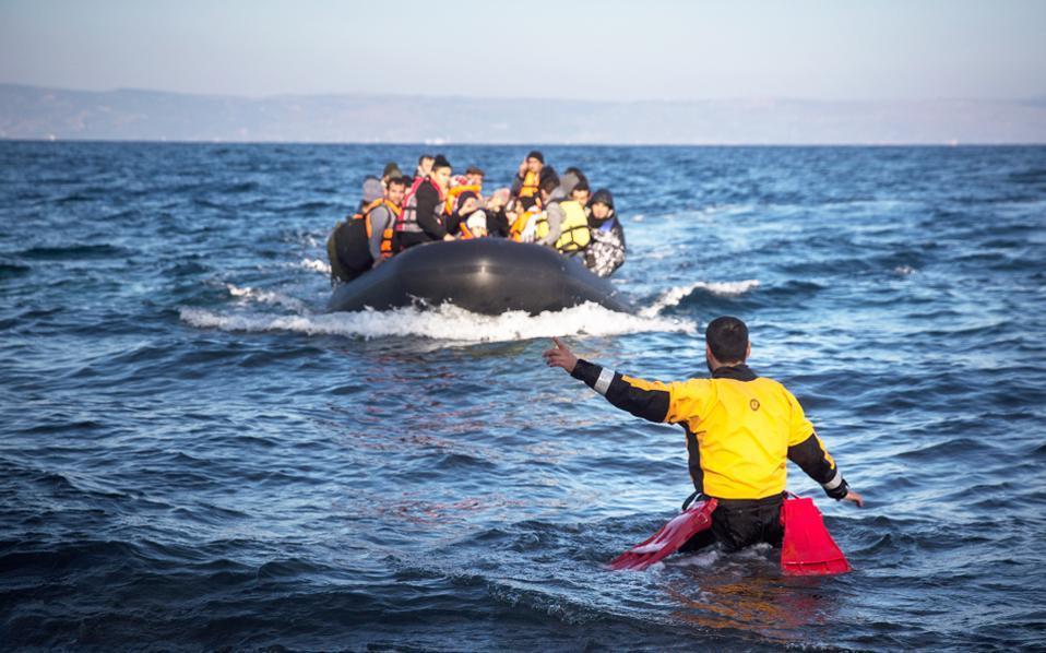 61cdbfa02ac4 Οι εθνικότητες των 1.259 προσφύγων που πέρασαν στα νησιά του Β ...