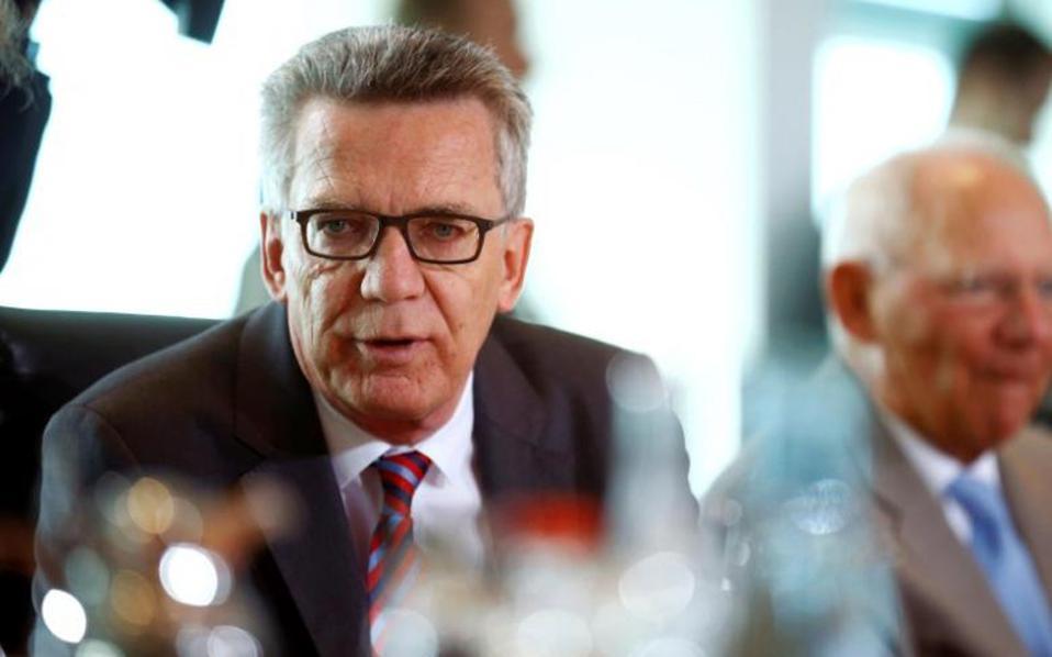 Γερμανός υπουργός