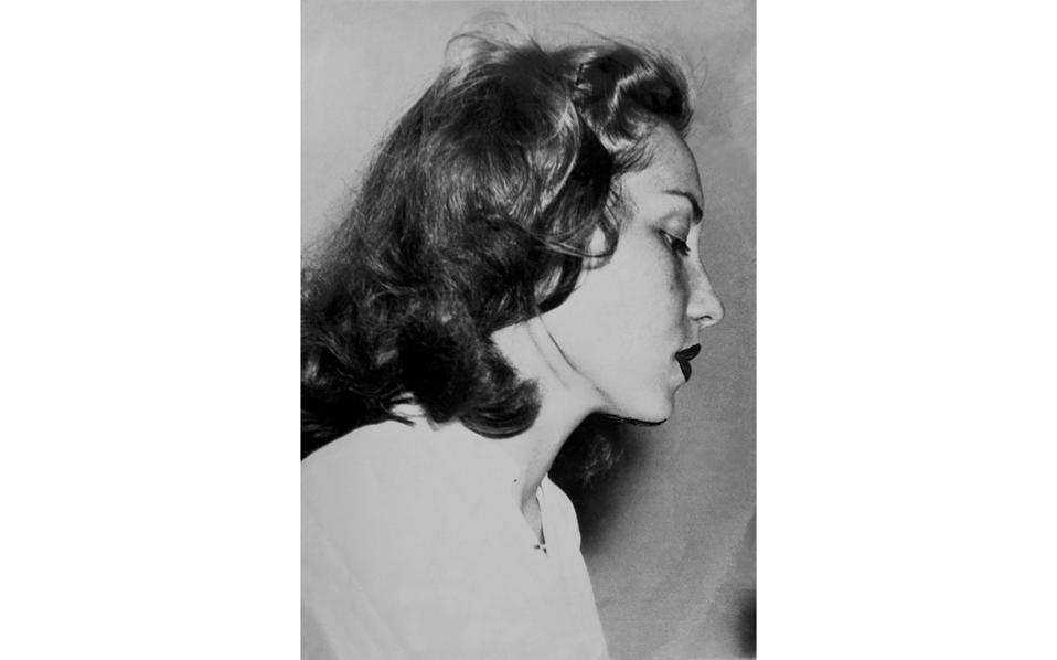 Η συγγραφέας Κλαρίσε Λισπέκτορ (1920-1977).