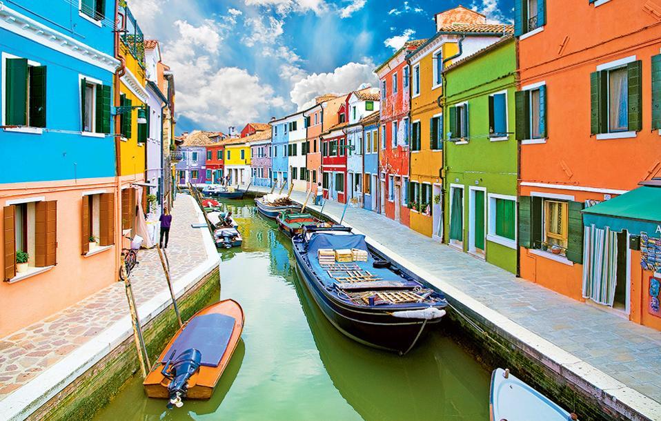 1. Βurano, Ιταλία (Φωτογραφία: SHUTTERSTOCK)