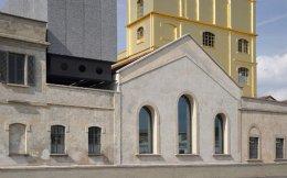 Το νέο κέντρο τεχνών του Ιδρύματος Πράντα στο Μιλάνο, σε σχέδια του Rem Koolhaas.