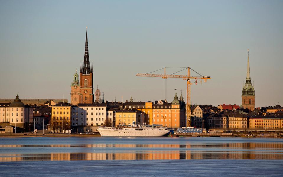 Μαδρίτη, Δουβλίνο και Στοκχόλμη (φωτ.) είναι μερικές από τις ευρωπαϊκές πόλεις που προσελκύουν επενδυτικά κεφάλαια.