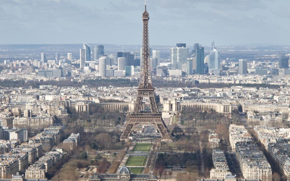Εως και το 2021 αναμένεται να κατασκευαστούν γραφεία επιφανείας 375.000 τετραγωνικών μέτρων στη γαλλική πρωτεύουσα.