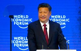 Η Κίνα επιθυμεί, με κάθε ευκαιρία, να περάσει το μήνυμα του Κινέζου προέδρου Σι Τζινπίνγκ υπέρ του ελεύθερου εμπορίου και της συνεργασίας με πολυεθνικούς οργανισμούς.