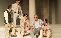 Η παράσταση «Ηταν όλοι τους παιδιά μου» ευτύχησε να έχει πολύ καλές ερμηνείες.