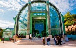 Το τροπικό θερμοκήπιο του βοτανικού κήπου του Παρισιού Jardin des Plantes. (Φωτογραφία: SHUTTERSTOCK)