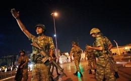 φωτογραφία αρχείου από τη νύχτα του πραξικοπήματος στην Τουρκία