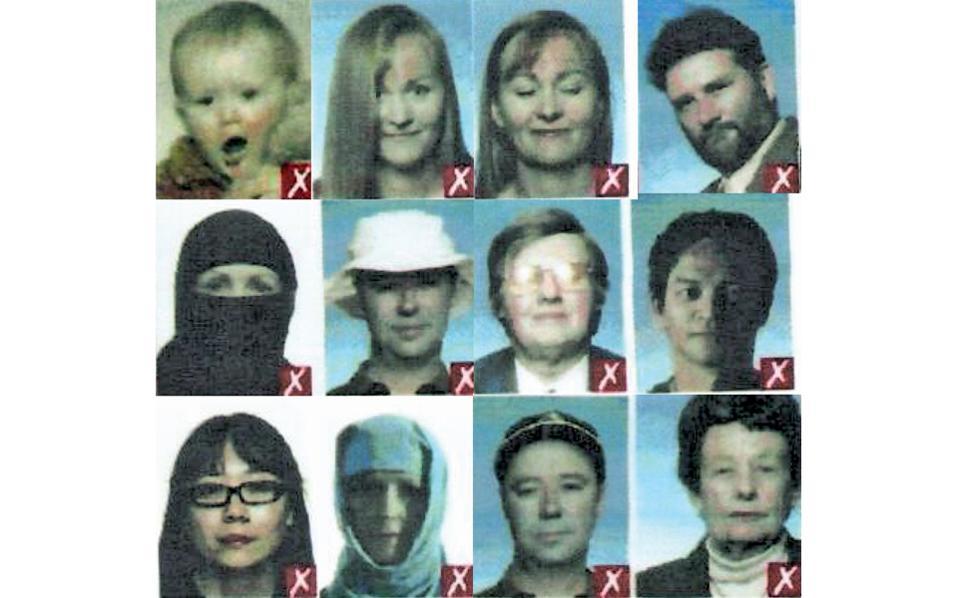 Για τη νέα άδεια διαμονής απαγορεύονται φωτογραφίες με μαντίλα, χιτζάμπ, νικάμπ, γυαλιά ή άλλα στοιχεία που κρύβουν τα χαρακτηριστικά του προσώπου, ενώ πρέπει να είναι πρόσφατες.
