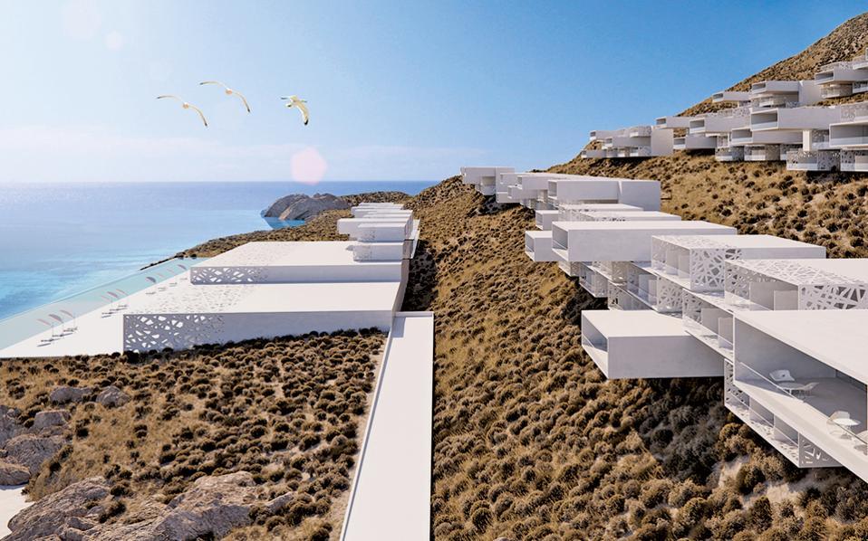 Το Mykonos White Boxes Resort, πρότζεκτ του γραφείου Potiropoulos+Partners, είναι ένα από τα δυναμικά έργα που προωθεί η ιδιωτική πρωτοβουλία. Με δυναμική παρουσία, Ελληνες σχεδιαστές εσωτερικών χώρων και αρχιτέκτονες παρουσίασαν τις νέες κατευθύνσεις στον χώρο του σχεδιασμού στην ετήσια ημερίδα ΕΣΩ που έγινε στη Στέγη. Σημαντικές μεταβολές προκαλεί στον σχεδιασμό των χώρων εργασίας η εισαγωγή της νέας τεχνολογίας. Ολο και περισσότεροι σχεδιαστές και αρχιτέκτονες διευρύνουν τα δίκτυά τους με διεθνείς συνεργασίες.