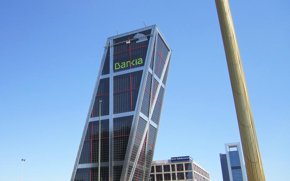 Η ισπανική κυβέρνηση εκτιμά ότι θα εισπράξει 400 εκατ. ευρώ παραπάνω από τη συγχώνευση των Banco Mare Nostrum και Bankia, συγκριτικά με την πώληση των μεριδίων κάθε μιας.