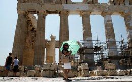 Μεταξύ 30 χωρών στην Ευρώπη, η Ελλάδα είχε το 2016 την 4η χειρότερη επίδοση σε επίπεδο τουριστικών εσόδων.