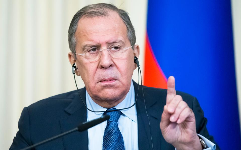 «Η αναδιανομή της παγκόσμιας ισχύος συνεχίζεται, καθώς βλέπουμε την ανάδυση νέων κέντρων οικονομικής δύναμης και πολιτικής επιρροής», τόνισε ο Σεργκέι Λαβρόφ.