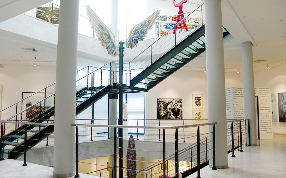 Το Μακεδονικό Μουσείο Σύγχρονης Τέχνης (φωτ.) συνενώνεται με το Κρατικό Μουσείο Σύγχρονης Τέχνης και το Μουσείο Φωτογραφίας.