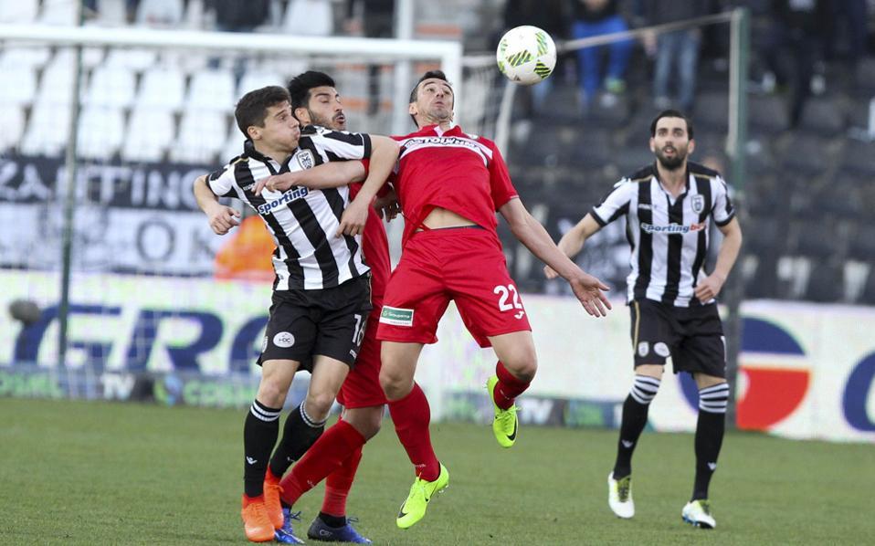 Η Ξάνθη νίκησε 1-0 τον ΠΑΟΚ, όμως ο «Δικέφαλος» προκρίθηκε στα ημιτελικά του Κυπέλλου.