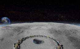 Το Μουσείο Σύγχρονης Τέχνης στη Σελήνη (Μuseum of Contemporary Art on the Moon ή απλά MOCAM) θα δείχνει μάλλον κάπως έτσι.
