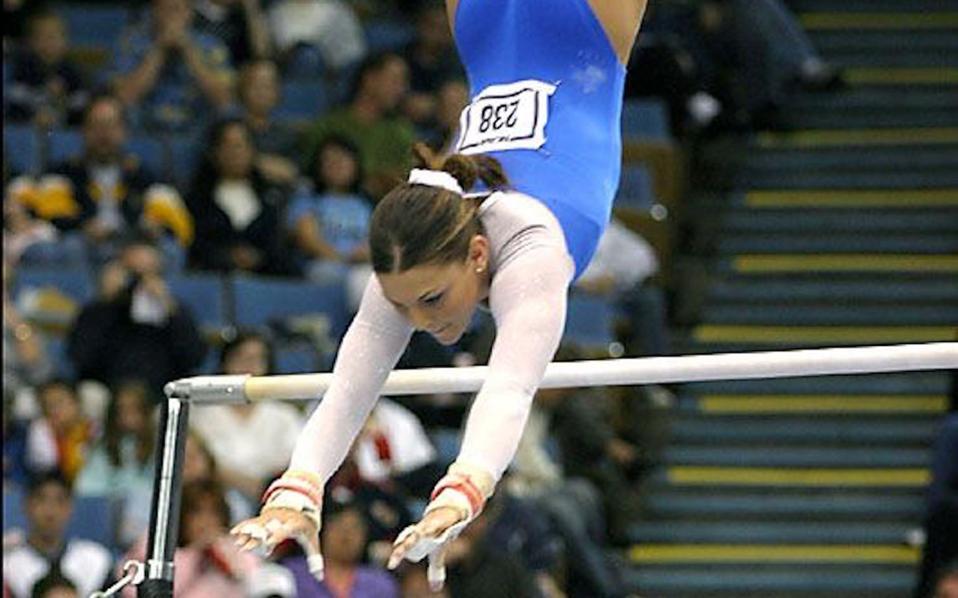 Η Τζέιμι Ντάντσερ, χάλκινη στους Ολυμπιακούς του 2000, κατέθεσε μήνυση κατά του Λάρι Νασάρ τον περασμένο Σεπτέμβριο, αλλά μόλις την περασμένη Κυριακή αποκάλυψε την υπόθεση.