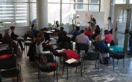 Γόνιμες συζητήσεις έγιναν την Κυριακή στο δημαρχείο Θεσσαλονίκης.