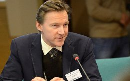 Ο Αλεξέι Γκρομίκο, διευθυντής του Ευρωπαϊκού Ινστιτούτου στη Ρωσική Ακαδημία Επιστημών.