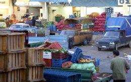 Μεγάλες είναι οι ποσότητες των ανακυκλώσιμων υλικών συσκευασίας που προκύπτουν στη Λαχαναγορά του Ρέντη.