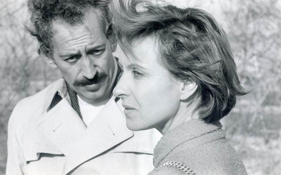 Σκηνή από την ταινία της Ανιές Βαρντά «Ναυσικά» για τη δικτατορία του '67.