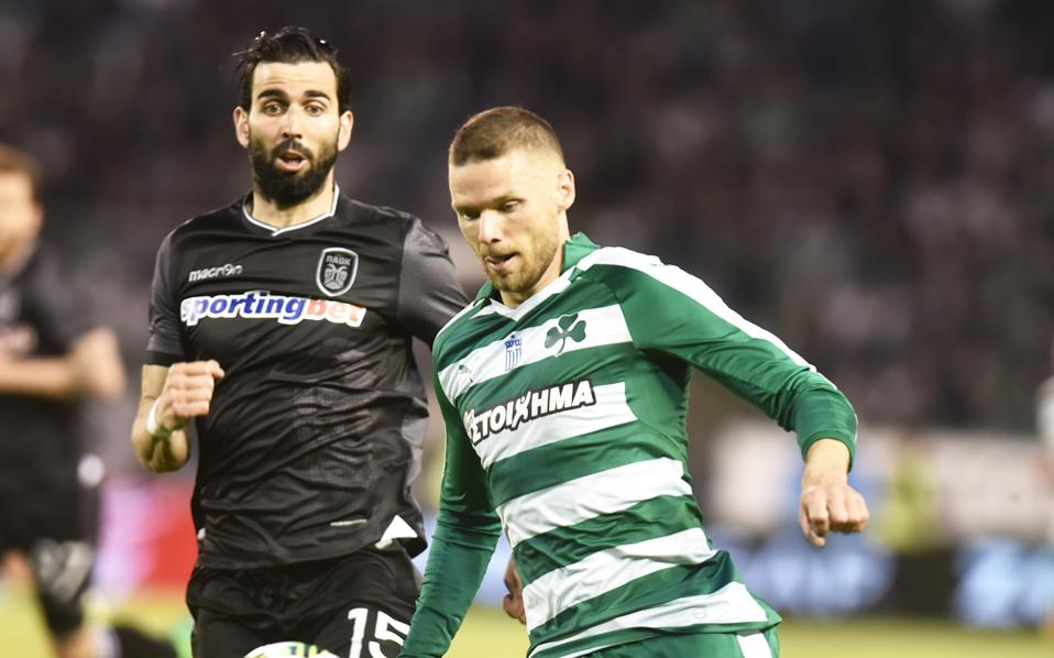 O ΠΑΟΚ υποδέχεται τον Παναθηναϊκό σε μια κατάμεστη Τούμπα, επιδιώκοντας την πρόκριση στον τελικό του Κυπέλλου.