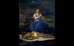 Η «Αποκαθήλωση»  (Πιετά) (1512-16) του Σεμπαστιάνο ντελ Πιόμπο, έργο που φιλοτέχνησε σε συνεργασία με τον Μιχαήλ Αγγελο, ο οποίος έκανε τα σχέδια δανειζόμενος στοιχεία από το δικό του έργο. Ο Σεμπαστιάνο χρωμάτισε τον πίνακα και δημιούργησε το ατμοσφαιρικό σκοτεινό  φόντο του, το οποίο έρχεται σε αντίθεση με τους χαρακτήρες, που φωτίζονται παρά την τραγικότητα της στιγμής.