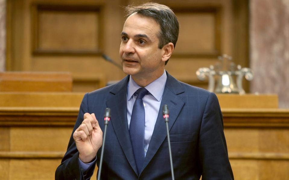 Ο κ. Κυρ. Μητσοτάκης πιστεύει πως η πραγματική οικονομία δεν θα βρει τον βηματισμό της, καθώς η ζημιά που έχει προκληθεί από τις καθυστερήσεις είναι μεγάλη.