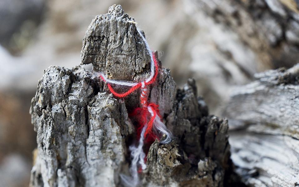Προσφορά σε ιερό τόπο στην επαρχία Τουντσελί. © Νίκος Πηλός