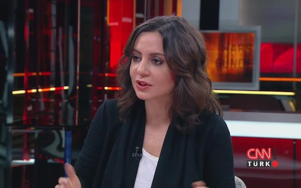 Μια από τις πιο γνωστές δημοσιογράφους της Τουρκίας, η Ασλι Αϊνταντασμπάς, μιλάει για το δημοψήφισμα της 16ης Απριλίου.