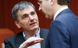 Ευκλ. Τσακαλώτος - Γερούν Ντάισελμπλουμ: Στο Eurogroup της Βαλέτας, οι θεσμοί συμφώνησαν με την κυβέρνηση να επιστρέψουν στην Αθήνα και να ολοκληρώσουν τη συμφωνία.