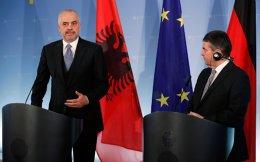Ο Ράμα και οι άλλοι Αλβανοί ηγέτες θέλουν να προχωρήσουν οι διαδικασίες ένταξης της Αλβανίας, του Κοσόβου αλλά και της FYROM στην Ε.Ε.
