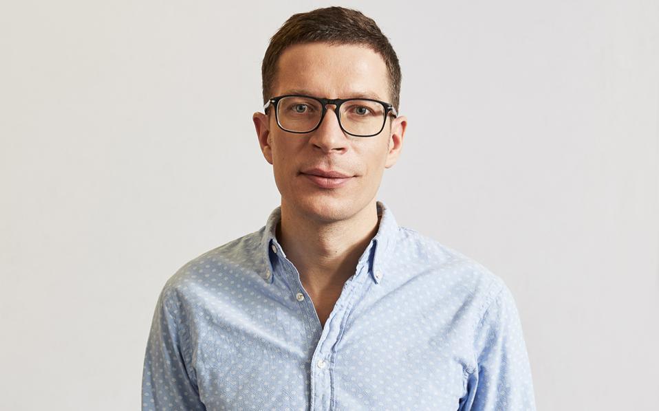 Ο γενικός διευθυντής του eBay για Ευρώπη και Ρωσία, Ιλια Κρεστόβ.
