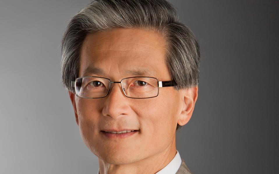 Ο κ. Ντέιβιντ Κονγκ, πρόεδρος και CEO της Best Western.