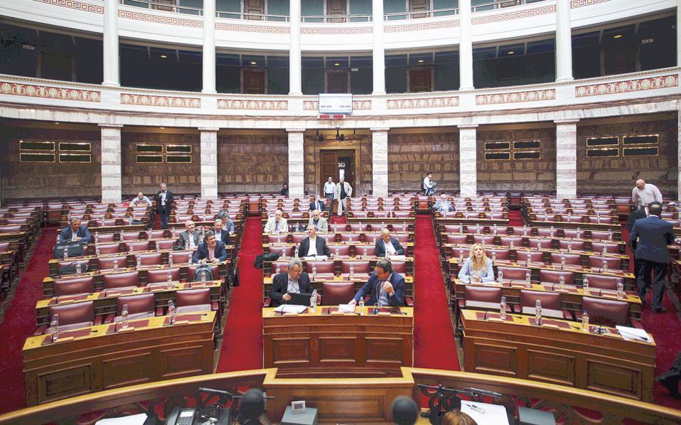 Το κόμμα του κ. Δημ. Κουτσούμπα κατηγόρησε την κυβέρνηση κάνοντας λόγο για νέο σκληρό πακέτο μέτρων, ενώ το Ποτάμι του κ. Θεοδωράκη για «καταιγισμό ψεμάτων».