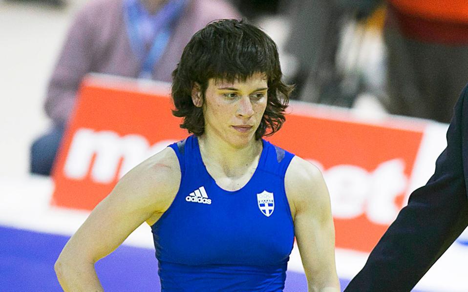 Μεγάλη διάκριση από την Ελληνίδα πρωταθλήτρια πάλης στο Ευρωπαϊκό.