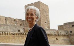 «Θα συνεχίσουμε να εργαζόμαστε στο πακέτο ελάφρυνσης του χρέους», δήλωσε την Παρασκευή η επικεφαλής του ΔΝΤ Κριστίν Λαγκάρντ.