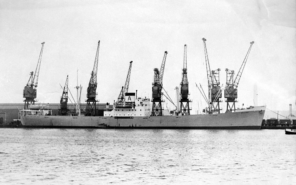 Το πρώτο πλοίο που απέκτησε. Ξεκίνησε την επιτυχημένη σταδιοδρομία του στον τομέα της ναυτιλίας το 1964.