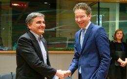 «Ημασταν πολύ κοντά σε συμφωνία, αλλά σήμερα δεν κατέστη εφικτό», δήλωσε ο πρόεδρος του Eurogroup Γ. Ντάισελμπλουμ, ενώ από την πλευρά του o υπουργός Οικονομικών Ευκλ. Τσακαλώτος τόνισε ότι «αν όλες οι πλευρές έχουν τη διάθεση να συμβιβαστούν, τότε δεν θα είναι ιδιαίτερα δύσκολο να έρθουμε σε συμβιβασμό μέσα σε τρεις εβδομάδες».